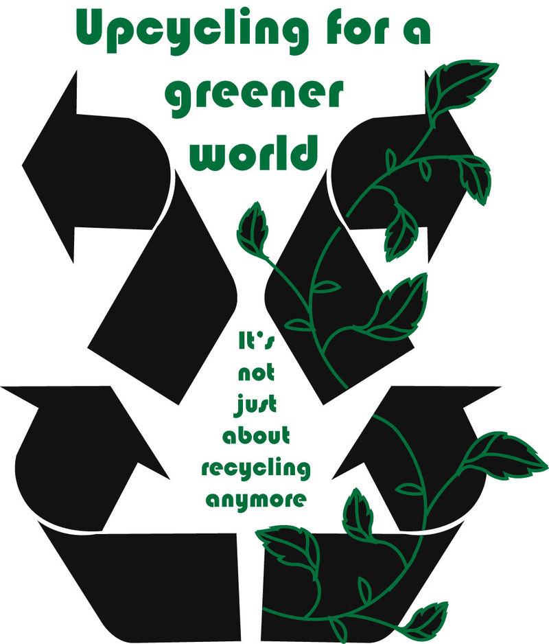Upcycling logo