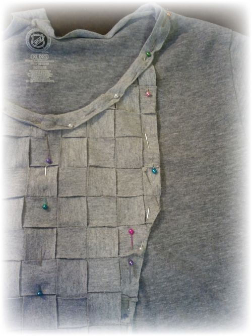 Step 11 Upcycled T-shirt