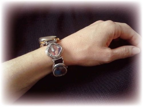 Watch Charm Bracelet a
