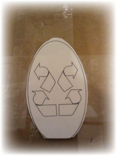 Upcycled Plastic Bottle - Step 4