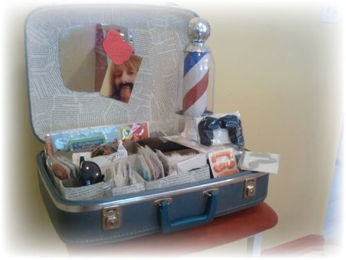 Upcycled Suitcase Pic 5