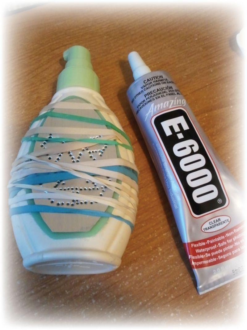 Upcycled Plastic Bottle - Step 9