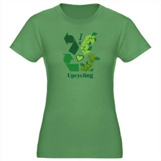 I love upcycling t-shirt