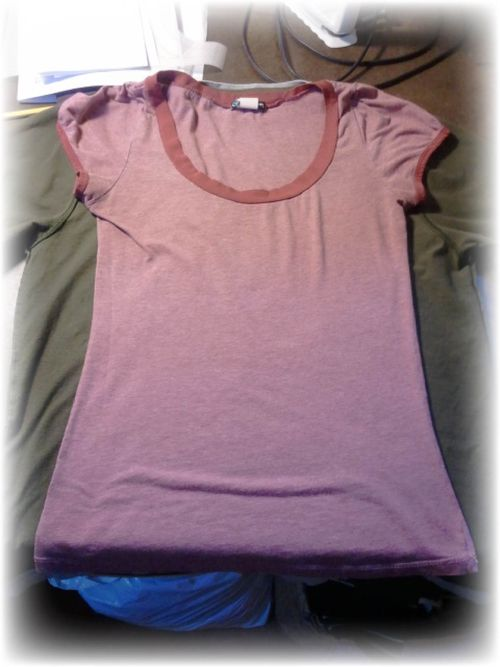 Upcycled T-shirt Pic 3