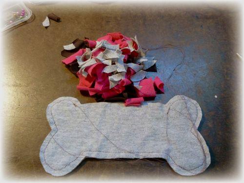 Upcycled Dog Bone Toys Pic 4