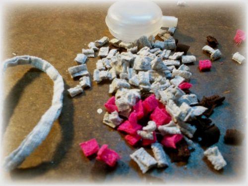 Upcycled Dog Bone Toys Pic 5