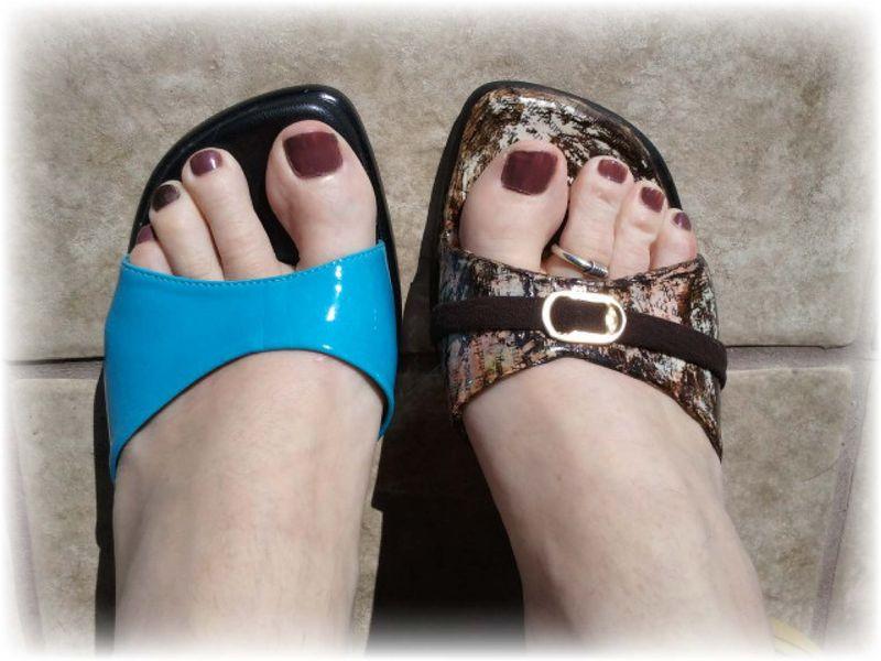 Upcycled Shoe 17