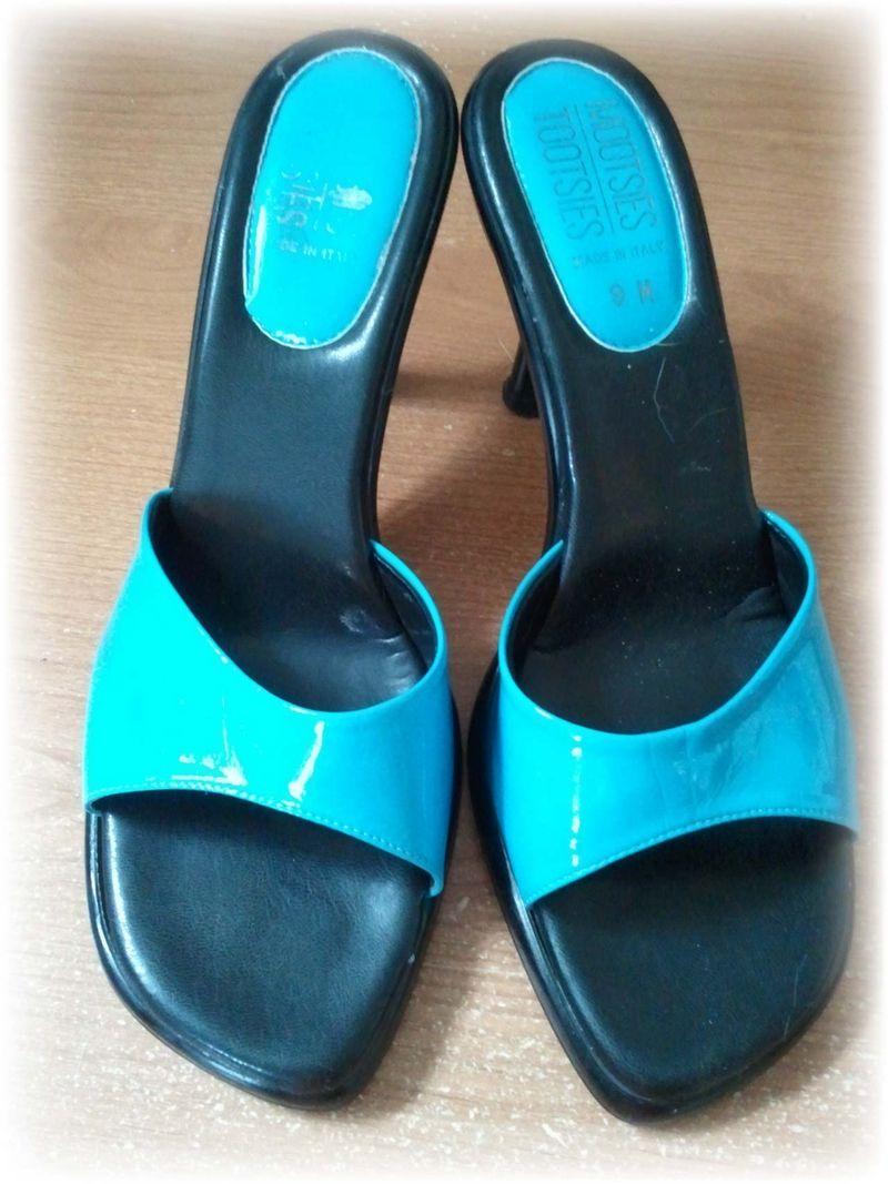 Upcycled Shoe 1