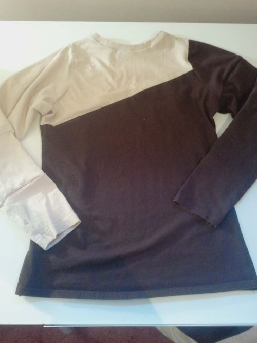 Upcycled Long Sleeve T-shirt 3