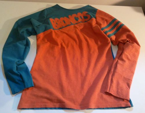Upcycled Bronco T-shirt
