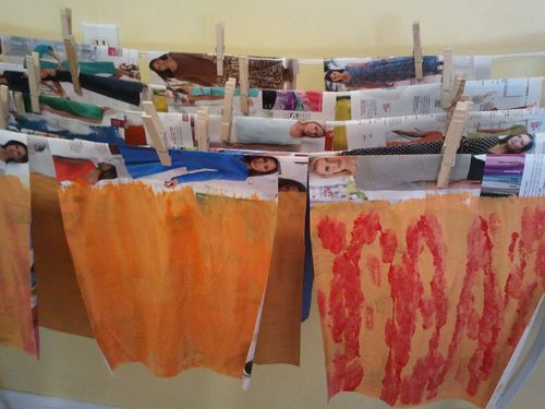 Junk Mail Origami Paper - 2