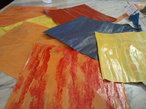 Junk Mail Origami Paper - 3
