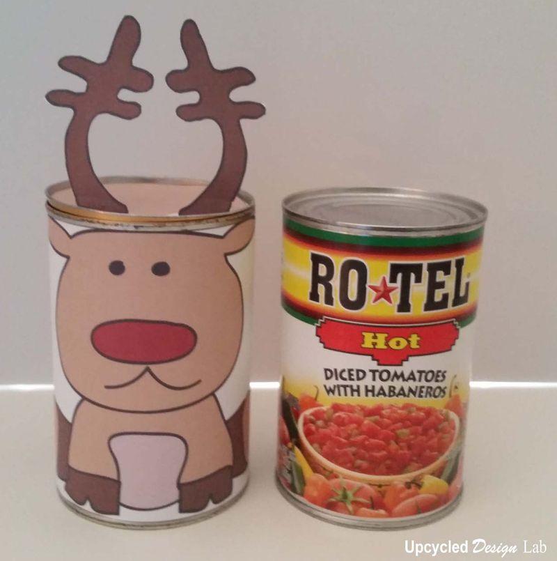 Reindeer Can