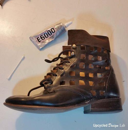 Boot Refashion 14