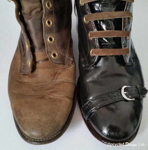 Boot Refashion 22