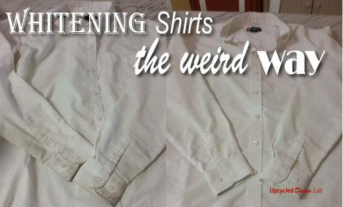 Shirt Whitening 1