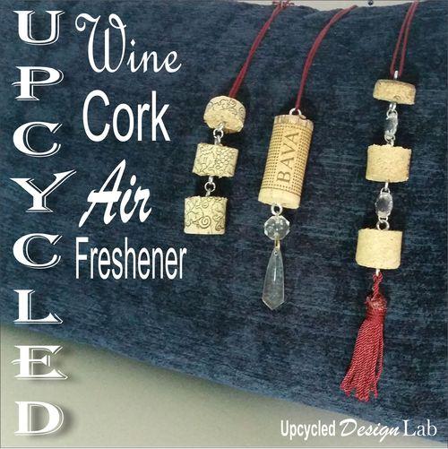 Wine Cork Air Fresheners