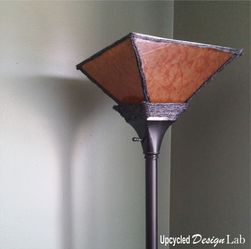 Lamp Shade Repair - 11