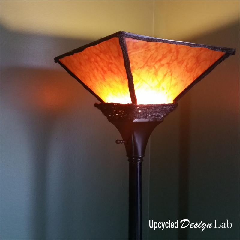 Lamp Shade Repair - 13
