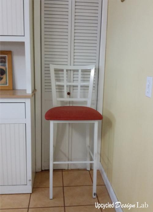 Paint Stir Stick Door Latch - 1