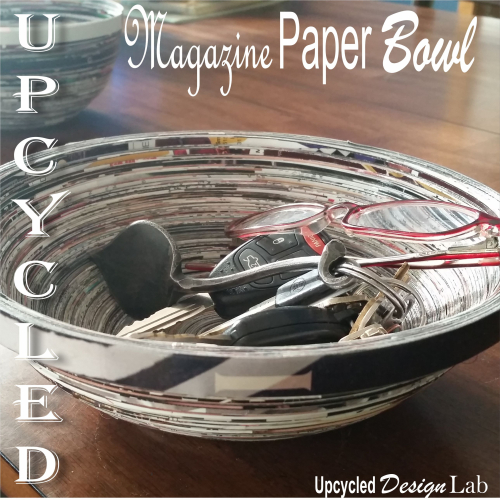 Quilled Paper Bowls