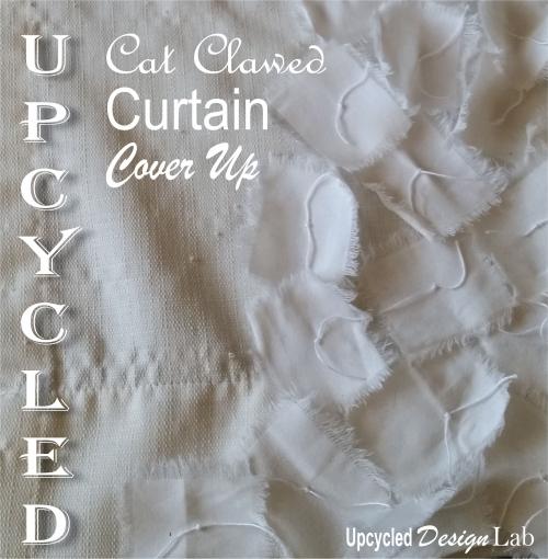 Curtain Cover Up Repair