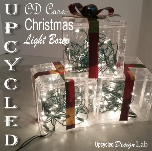 Jewel Case Light Box Decoration Pic 3