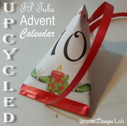 TP Advent Calendar Garland