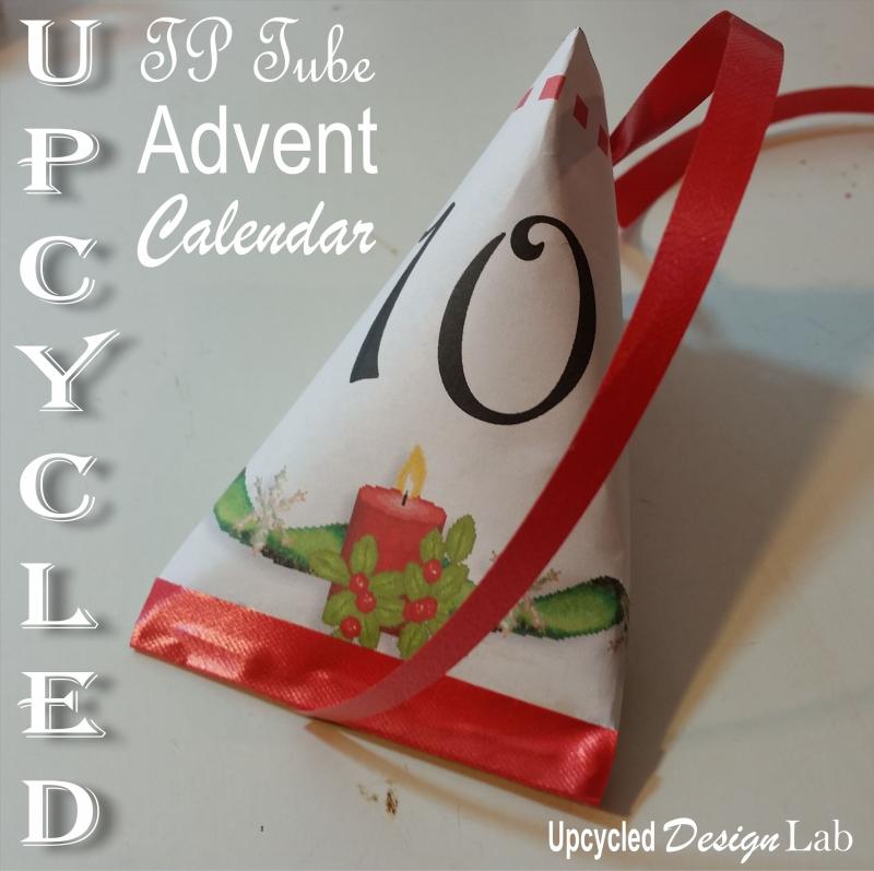 TP Advent Calendar Garland