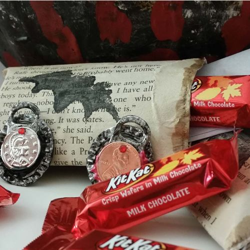 Upcycled Halloween Treat Boxes TP Rolls 3
