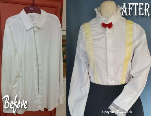 Before and After Shirt
