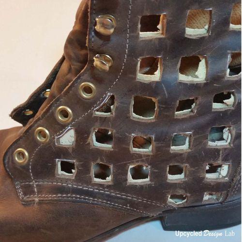 Boot Refashion 7
