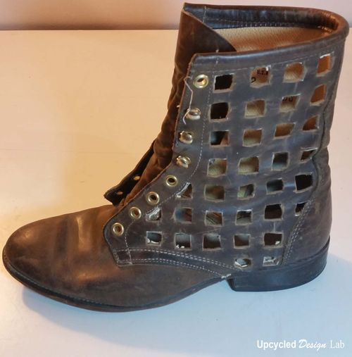 Boot Refashion 9