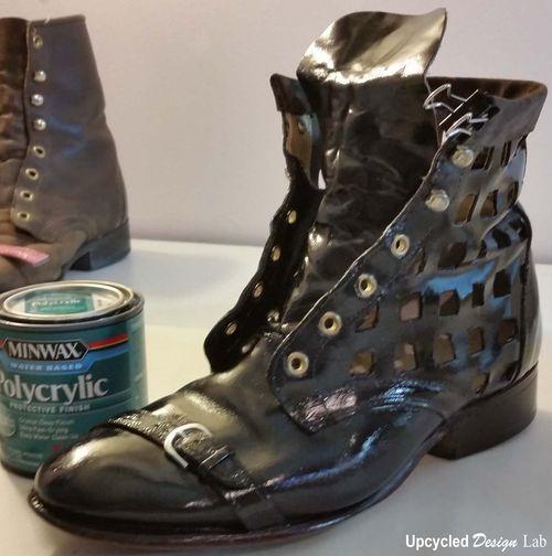Boot Refashion 19