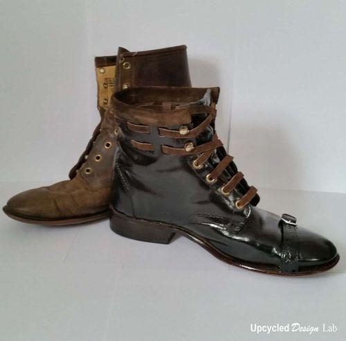 Boot Refashion 20
