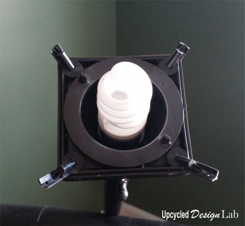Lamp Shade Repair - 4