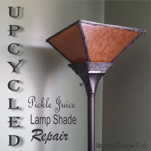 Lamp Shade Repair - 12