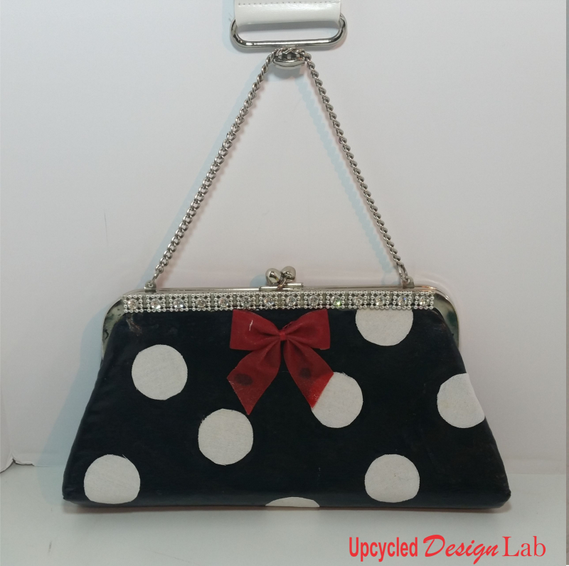 Minnie Mouse Purse Makeover