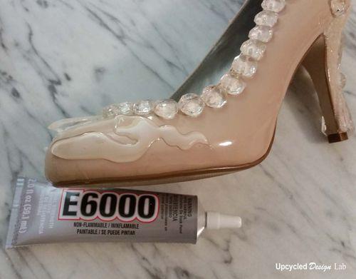 Cinderella Glass Slipper Sugar Shoes Pic 4