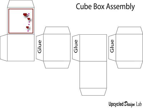 Box Assembly Step 1