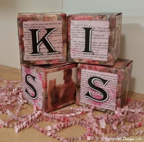 Valentine LOVE Box Blocks 1b