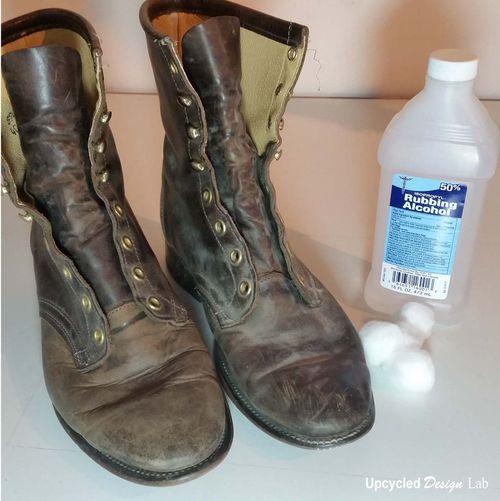 Boot Refashion 2