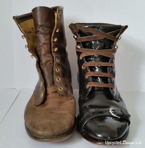 Boot Refashion 24