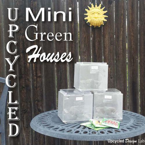 Mini Green Houses a