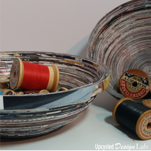 Quilled Paper Bowls Pic 9