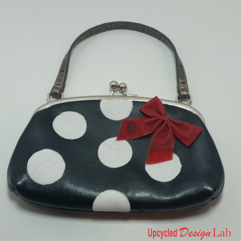 Minnie Mouse Purse Makeover Pic 5